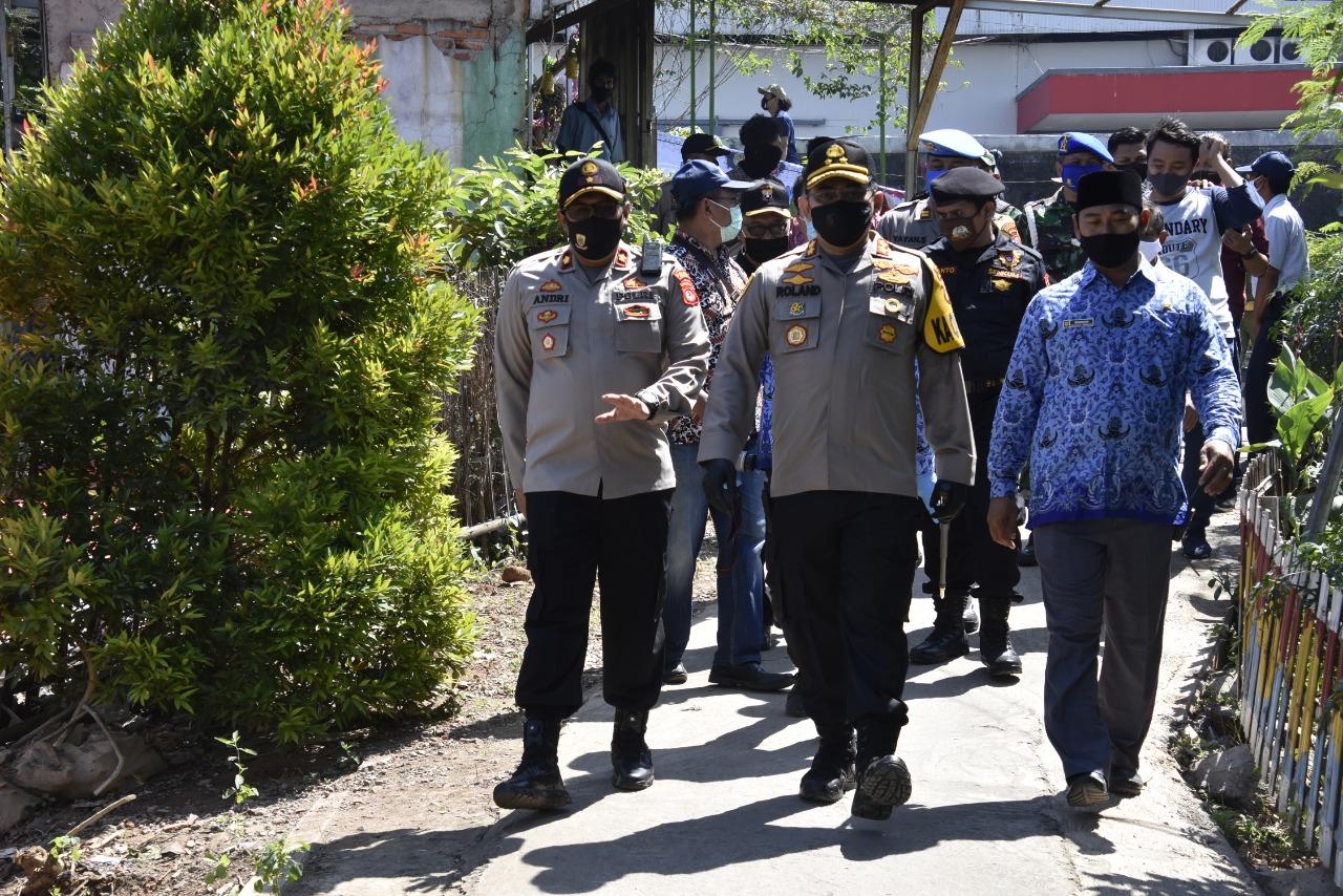 Kapolres Bogor Kukuhkan Kampung Tangguh Lodaya di Gunung Putri