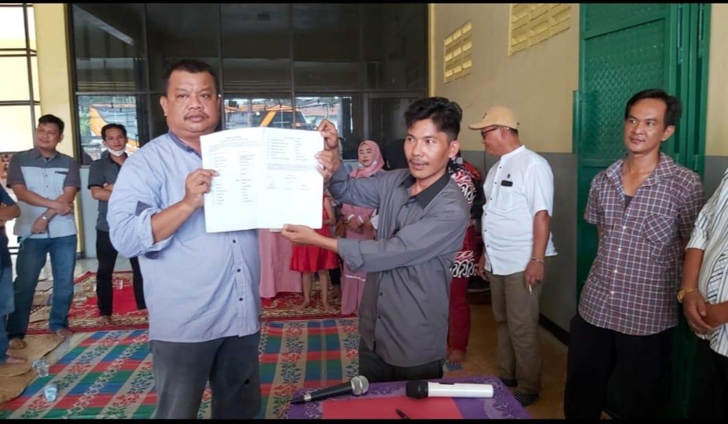 Gelar Musyawarah, Tokoh dan Pemuda Bentuk Kepengurusan Ikatan Keluarga Besar Ngambur Se-Jabodetabek